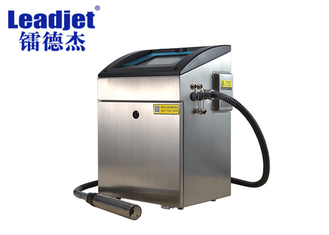 CE Certificated Automatic Continuous Inkjet Printer For Packaging Machine